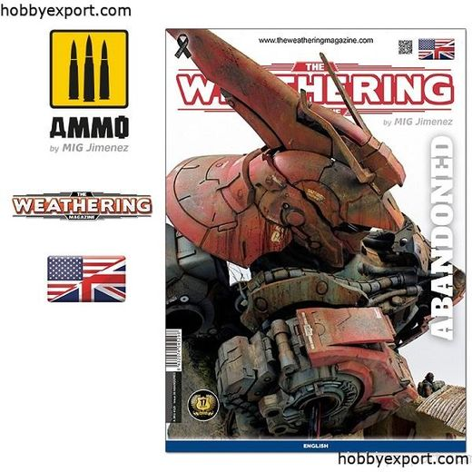 THE WEATHERING MAGAZINE no.30 - ABANDONED English