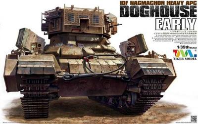 IDF Nagmachon Doghouse Early Heavy APC 1/35
