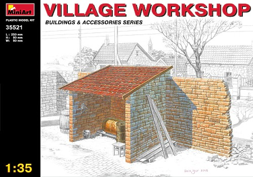 Village workshop 1/35