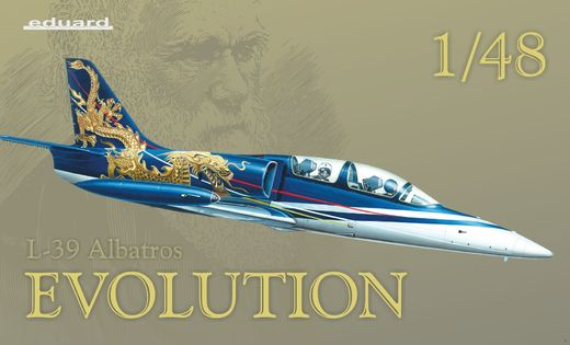 Evolution  - Let L-39 Albatros PROFIPACK 1/48