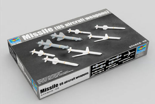 Missile: US Aircraft Weapons 1/32