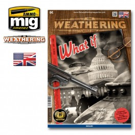 THE WEATHERING MAGAZINE Issue 15. WHAT IF English