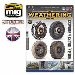 THE WEATHERING MAGAZINE ISSUE 25 WHEELS, TRACKS & SURFACES