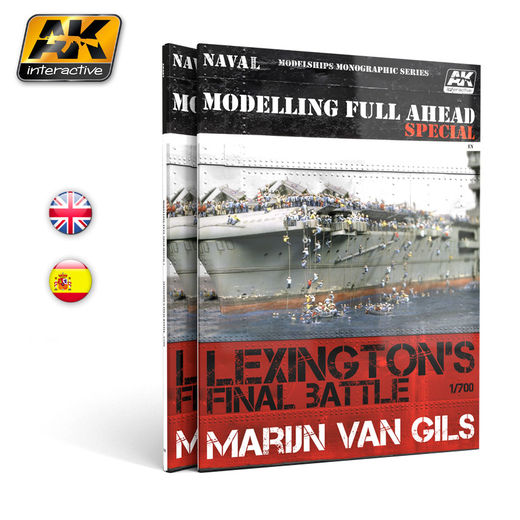 MODELLING FULL AHEAD SPECIAL (English)