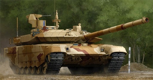 Russian T-90MS MBT 1/35