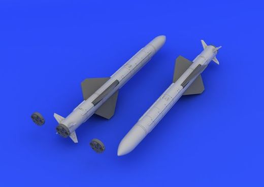 AM39 Exocet anti-ship missile (x2) 1/48