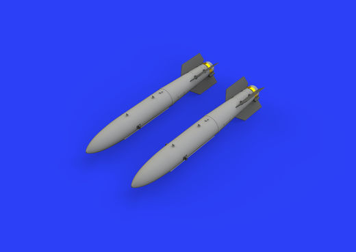 B43-0 Nuclear Weapon w/ SC43-4/-7 tail assembly  1/48