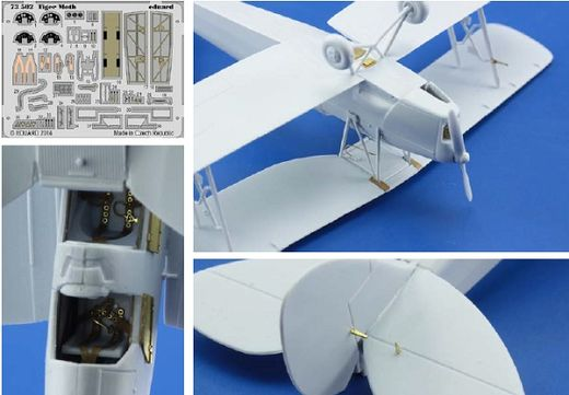 D.H. Tiger Moth AIR 1/72