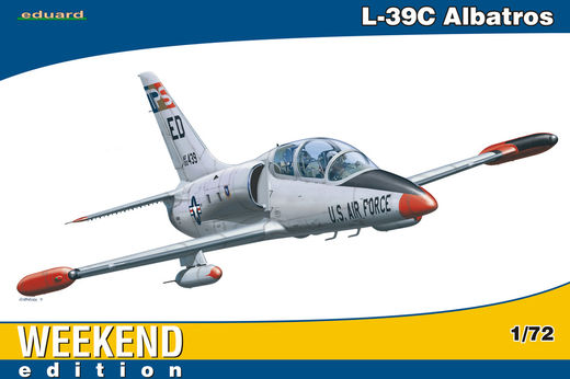 Aero L-39 Albatros USAF WEEKEND 1/72