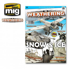 The Weathering Magazine Issue 7. SNOW & ICE English