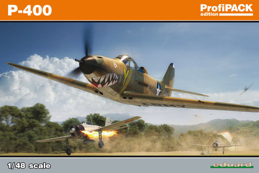 Bell P-400 Airacobra PROFIPACK 1/48