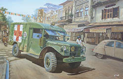 Dodge M43 US Army Ambulance 1/35