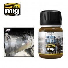 FUEL STAINS ENAMEL EFFECTS (35 mL)