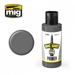 ONE SHOT PRIMER - GREY - akryyli