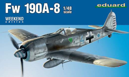 Fw 190A-8 1/48  Weekend edition