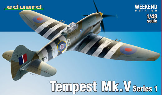 Tempest Mk.V Series 1 1/48  Weekend edition