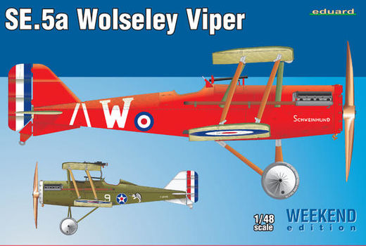 SE.5a (Wolseley Viper) WEEKEND 1/48