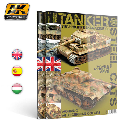 TANKER 06 STEEL CATS - English