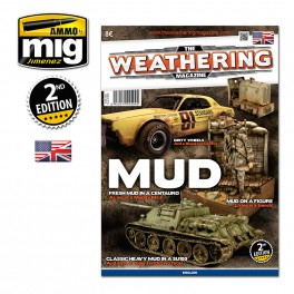 THE WEATHERING MAGAZINE Issue 5. MUD  English