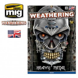 THE WEATHERING MAGAZINE Issue 14. HEAVY METAL English