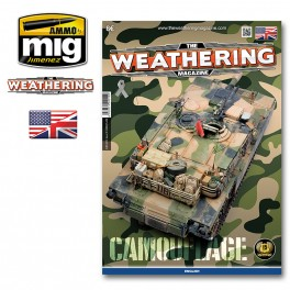 THE WEATHERING MAGAZINE Issue 20. CAMOUFLAGE English