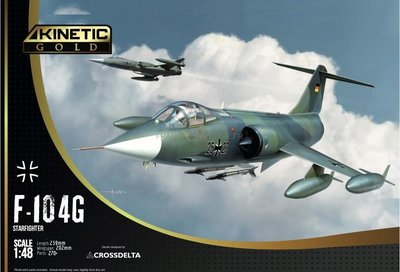 F-104G Luftwaffe Starfighter 1/48