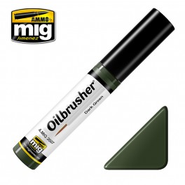 DARK GREEN OILBRUSHER