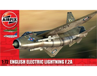 English Electric Lightning F.2A 1/72