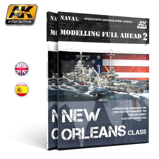 MODELLING FULL AHEAD 2 - (English)