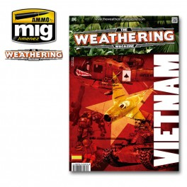 THE WEATHERING MAGAZINE Issue 8. VIETNAM English