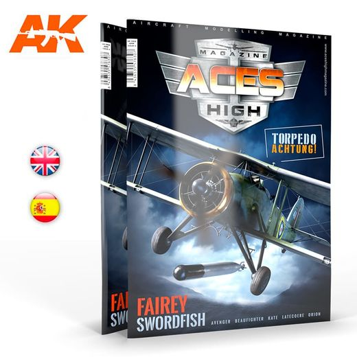 Issue 17. ACES HIGH - Torpedo Achtung!! - English
