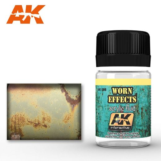 CHIPPING EFFECTS ACRYLIC FLUID