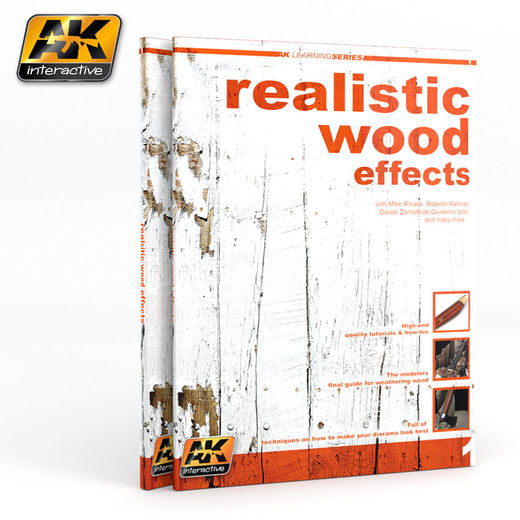 REALISTIC WOOD EFFECTS -  AK LEARNING SERIES