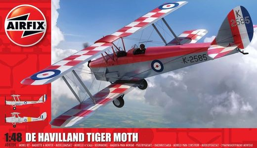 de Havilland DH.82a Tiger Moth 1/48