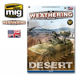 THE WEATHERING MAGAZINE Issue 13. DESERT English