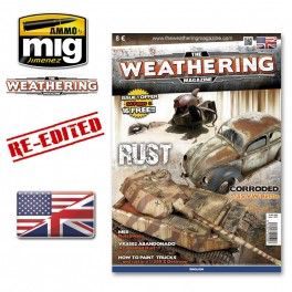 THE WEATHERING MAGAZINE ISSUE 1 RUST