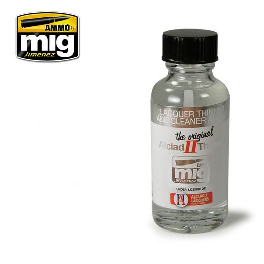 ALCLAD II - AMMO METALLIC PAINTS LACQUER THINNER AND CLEANER ALC307