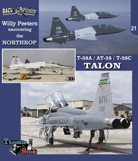 Uncovering the Northrop T-38A / T-38C / AT-38 Talon