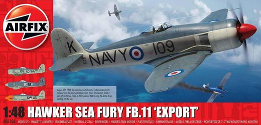 Hawker Sea Fury FB.11 Export 1/48