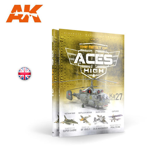 ACES HIGH Magazine THE BEST OF. VOL2
