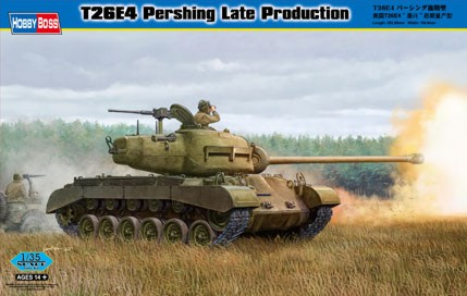 T26E4 Pershing Late Production 1/35