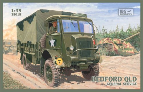 Bedford QLD general service 1/35