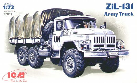ZiL-131 Army Truck 1/72