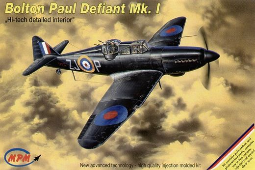 Boulton-Paul Defiant I HI-TECH 1/72