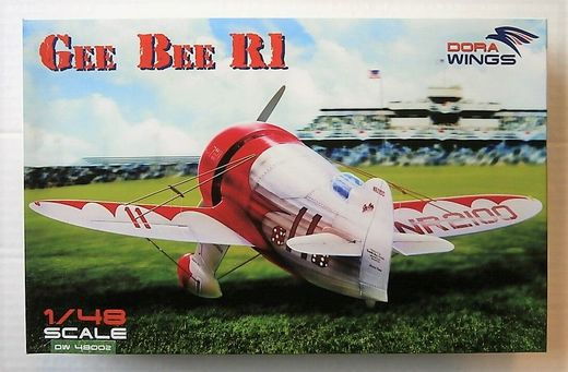 Gee Bee Super Sportster R-1 1/48