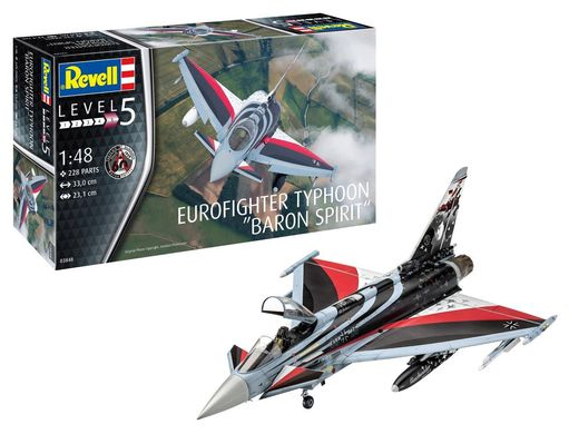 "Eurofighter Typhoon  ""Baron Spirit"" 1/48"