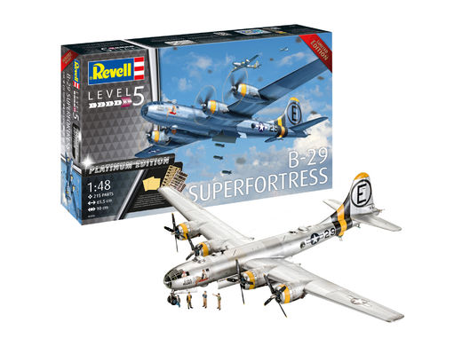 B-29 Superfortress - Platinum edition 1/48