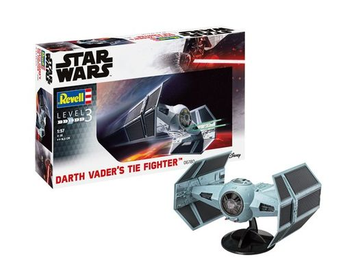 Star Wars Darth Vader's TIE fighter 1/57