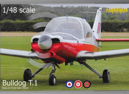 Scottish-Aviation Bulldog T.1 RAF 1/48