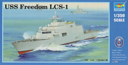 USS Freedom (LCS-1) 1/350